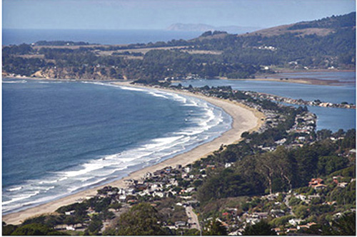 Stinson Beach and Bolinas
